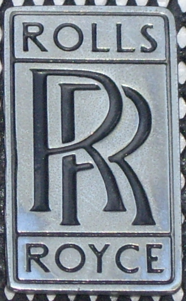 Rolls Royce Wing Badge